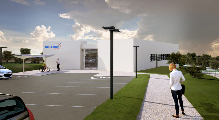bollore logistics ergue gaberic agence archi factory