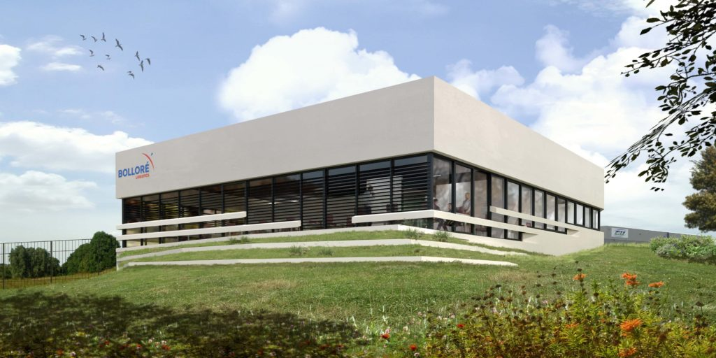 bollore logistics ergue gaberic finistere archi factory