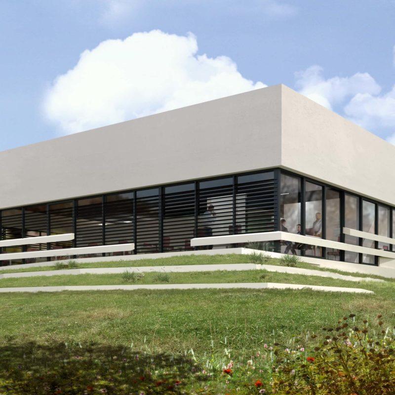 bollore logistics ergue gaberic finistere archi factory