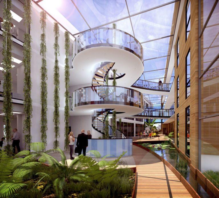 siege social panhard developpement amenagement interieur agence archi factory
