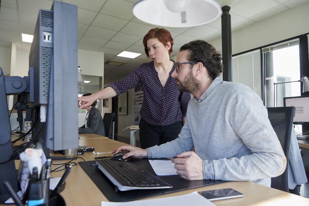travail binome collaboration archi factory