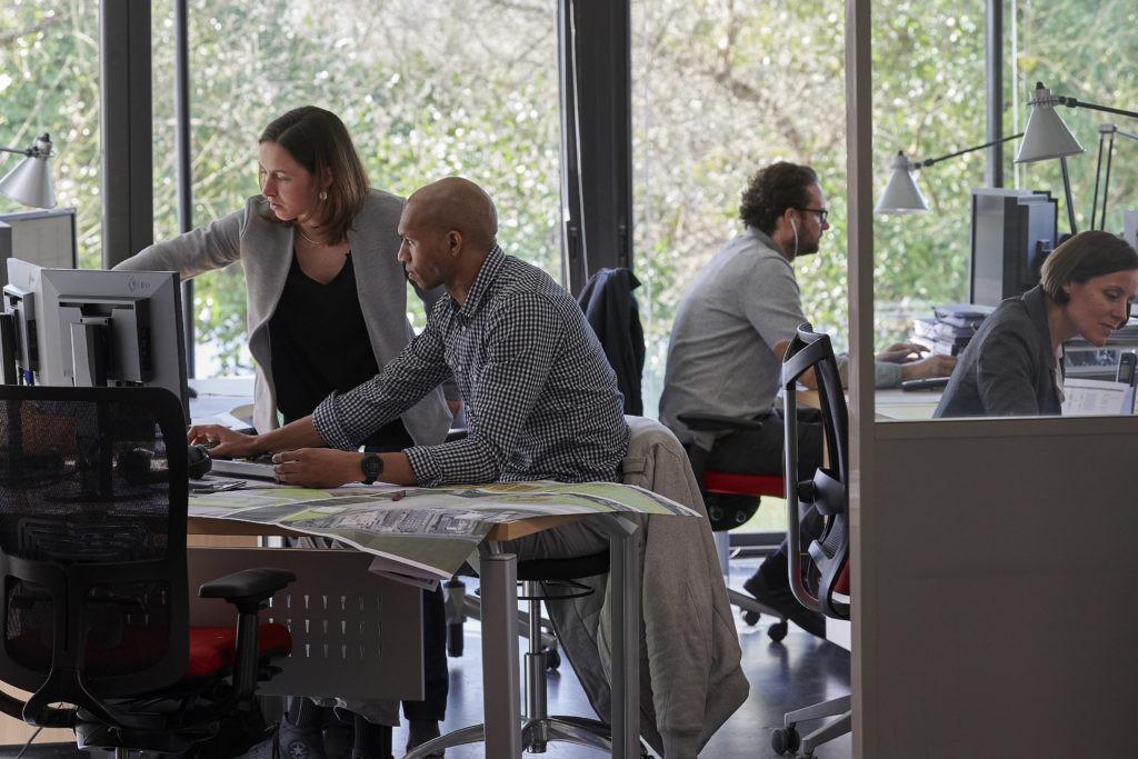 chefs de projet agence archi factory