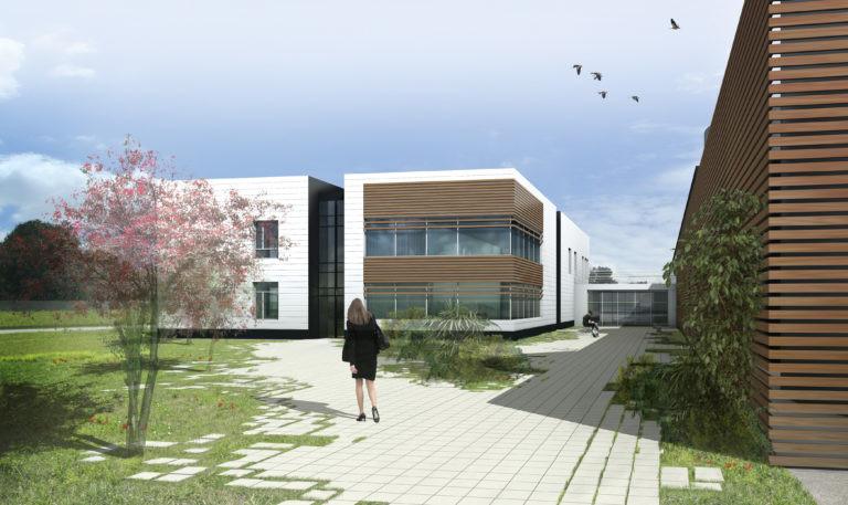 argan plateforme logistique agence architecture archi factory