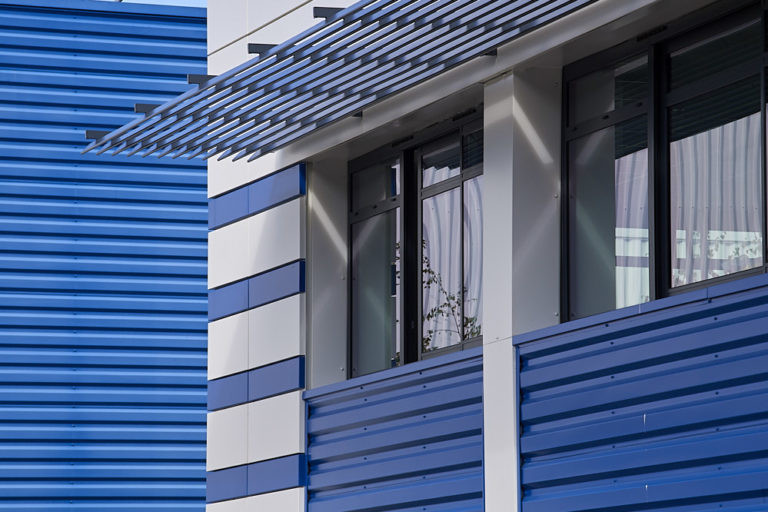 facade exterieure siege social armor lux quimper cabinet archi factory