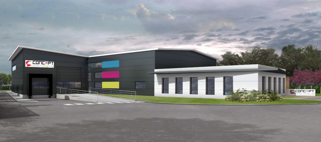 concept imprimerie hennebont archi factory