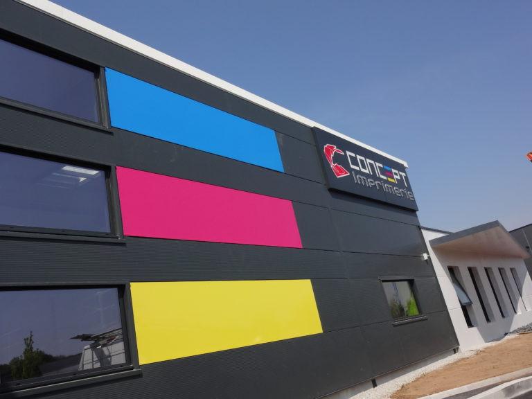 facade concept imprimerie hennebont agence archi factory