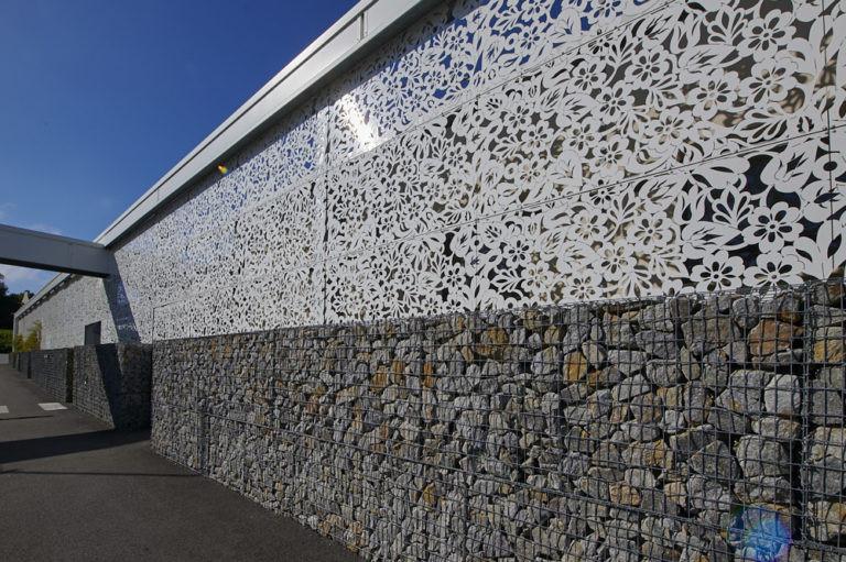 facade siege social cadiou industrie agence archi factory