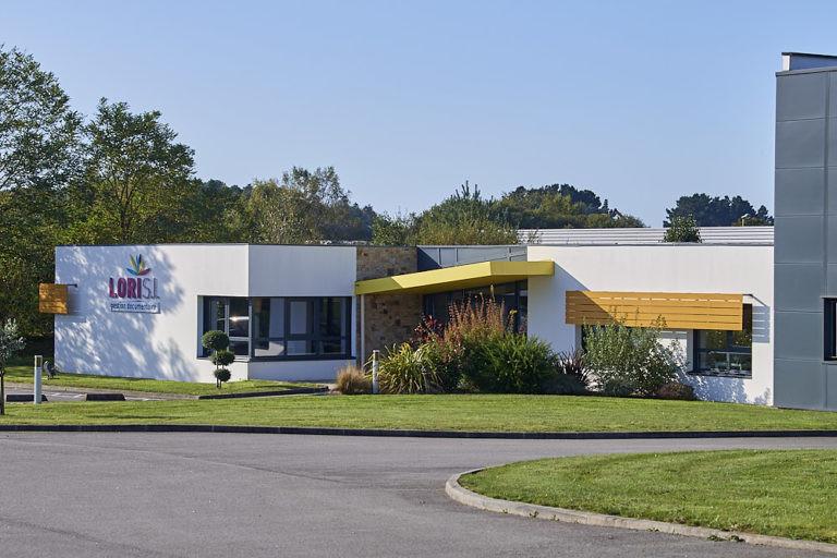 facade exterieure lori si imprimerie hennebont archi factory