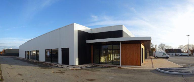 commerce activite la ronde bretonne baud agence archi factory