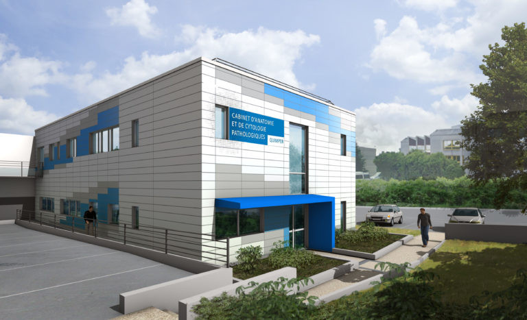 laboratoire cytologie quimper agence archi factory