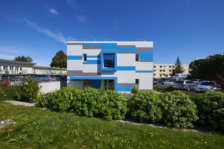 vue cote laboratoire cytologie quimper agence archi factory