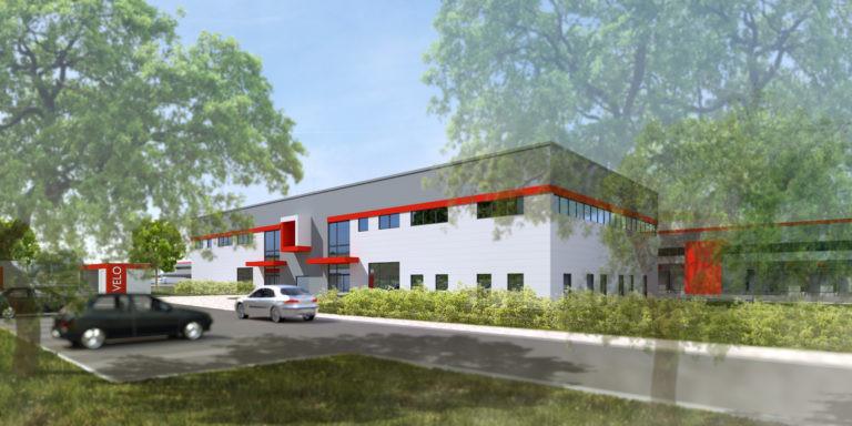 panhard developpement messagerie logistique architecte archi factory