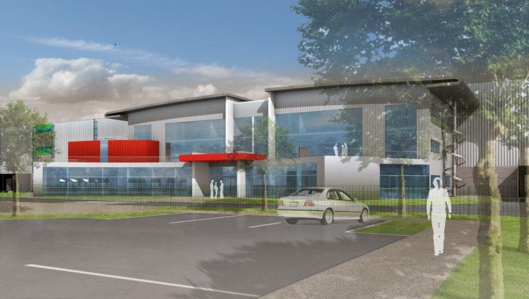 prologis plateforme logistique villenoy agence archi factory