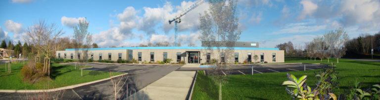 srb construction batiment activite hennebont architecture archi factory
