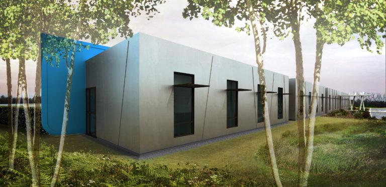 srb construction batiment activite siege social agence archi factory