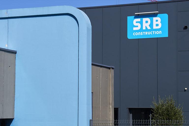 srb construction façade siege social hennebont archi factory architecture