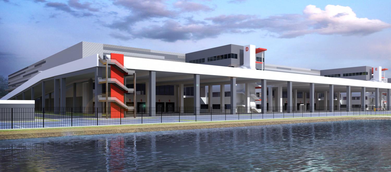 VAILOG - Gennevilliers (92) - Logistique urbaine - © Archi-Factory (3)