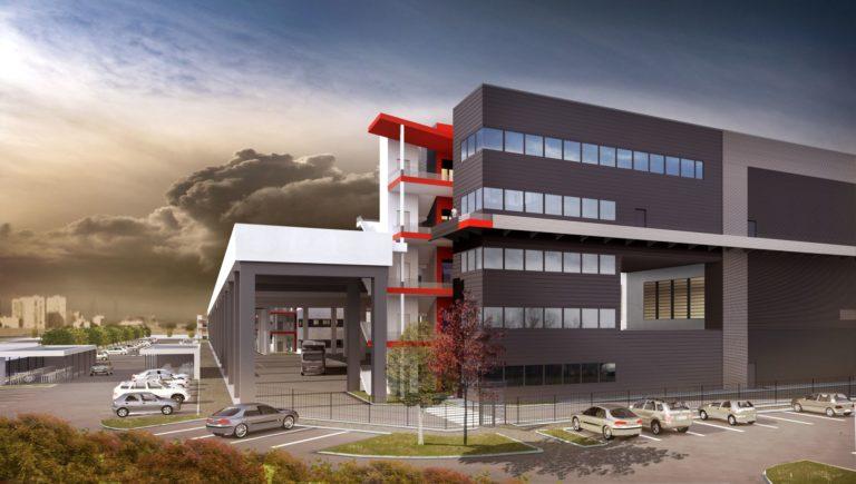 vailog genevilliers logistique urbaine agence archi factory