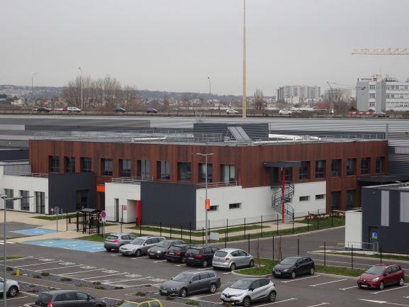 vailog gennevilliers logistique urbaine agence archi factory