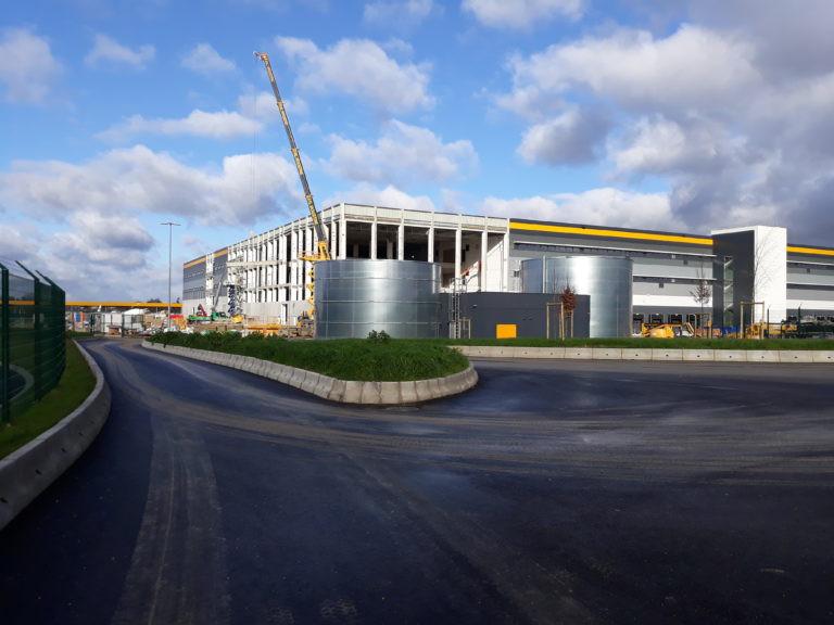plateforme logistique virtuo bretigny sur orge agence archi factory