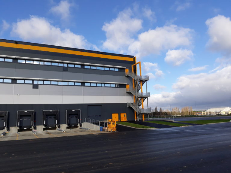virtuo plateforme logistique bretigny sur orge archi factory