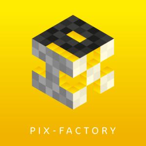 logo pix factory
