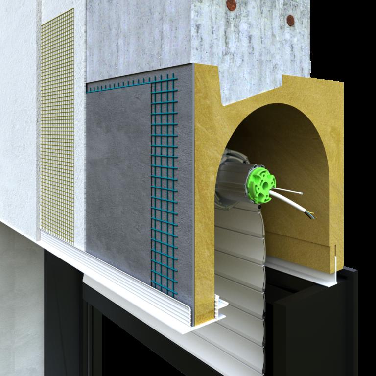 coffre volet roulant eveno fermetures image 3d pix factory