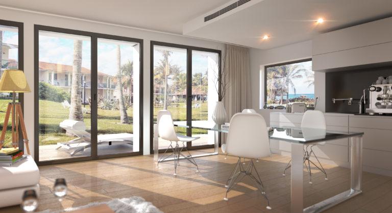 interieur ppartement design vue 3d pix factory